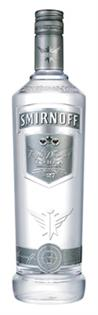 Smirnoff Vodka Silver 90@ 750ml
